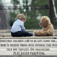 Why Independent Play is Important for Children