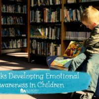 15 books developing emotional awareness in children.