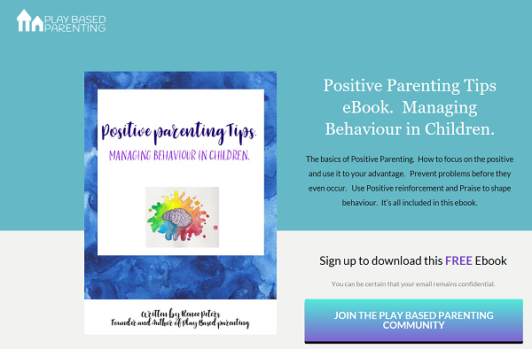 Free positive Parenting tips books