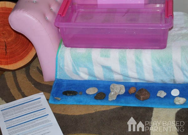 floating rock science pumice experiment