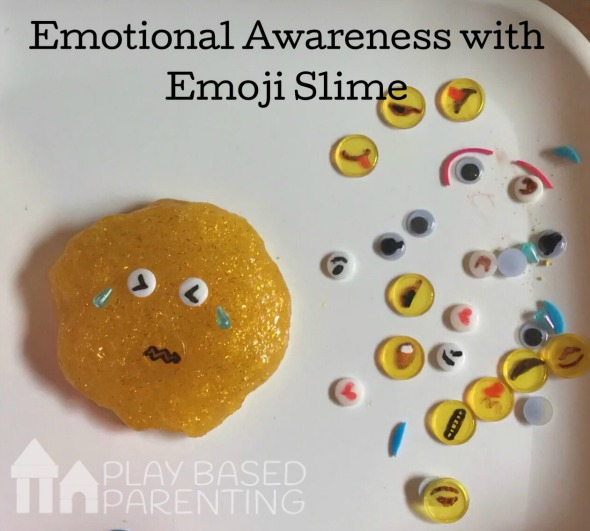 emoji slime emotional awareness