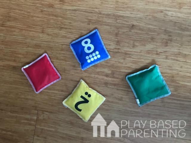 preschool ideas to teach kids colours