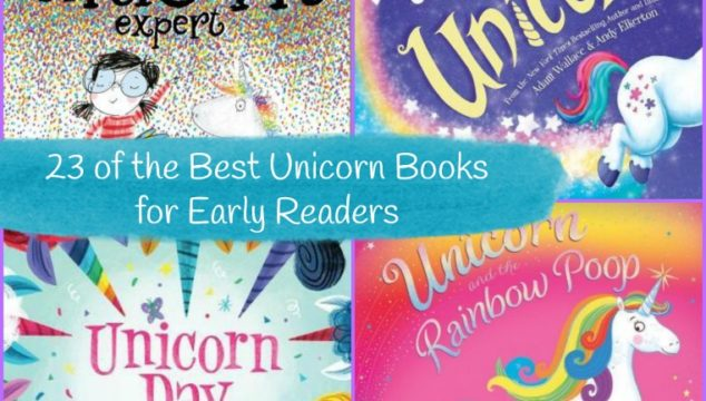 best Unicorn books for early readers