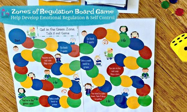 zones of regulation for social emotional learning