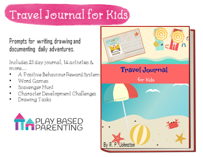 travel journal for kids australia