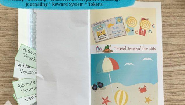 travel journal for kids tawk australia