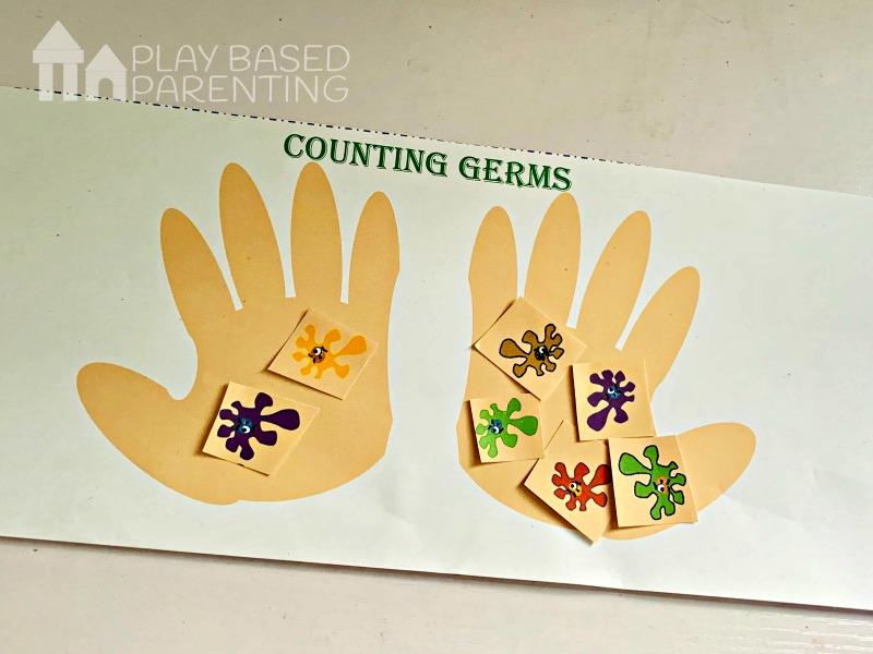 Teach Children Cough Etiquette printable