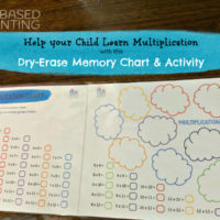 help child learn multiplication