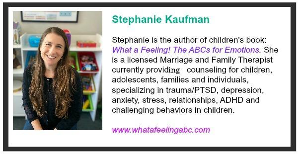ABCs for emotions with Stephanie Kaufman