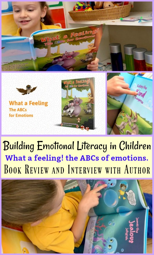 building emotional literacy