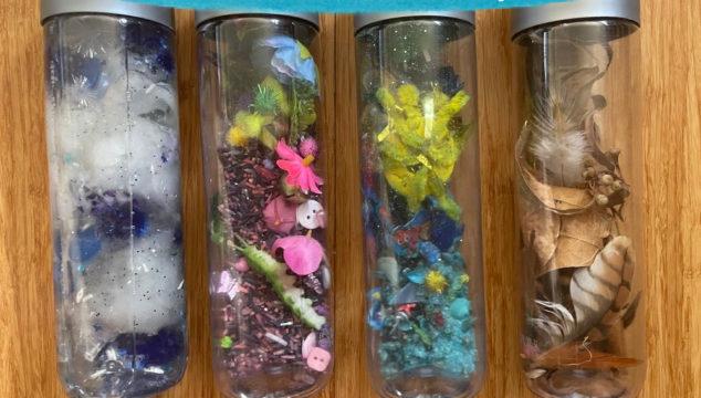 Scented Sensory Bottles