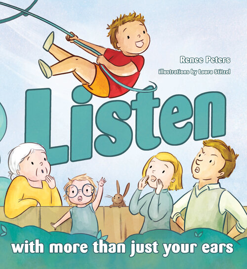 listen with more than just your ears By Renee Peters
